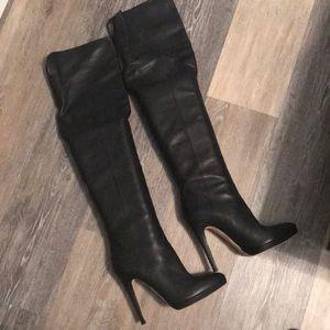 Jimmy Choo Thigh High Boots